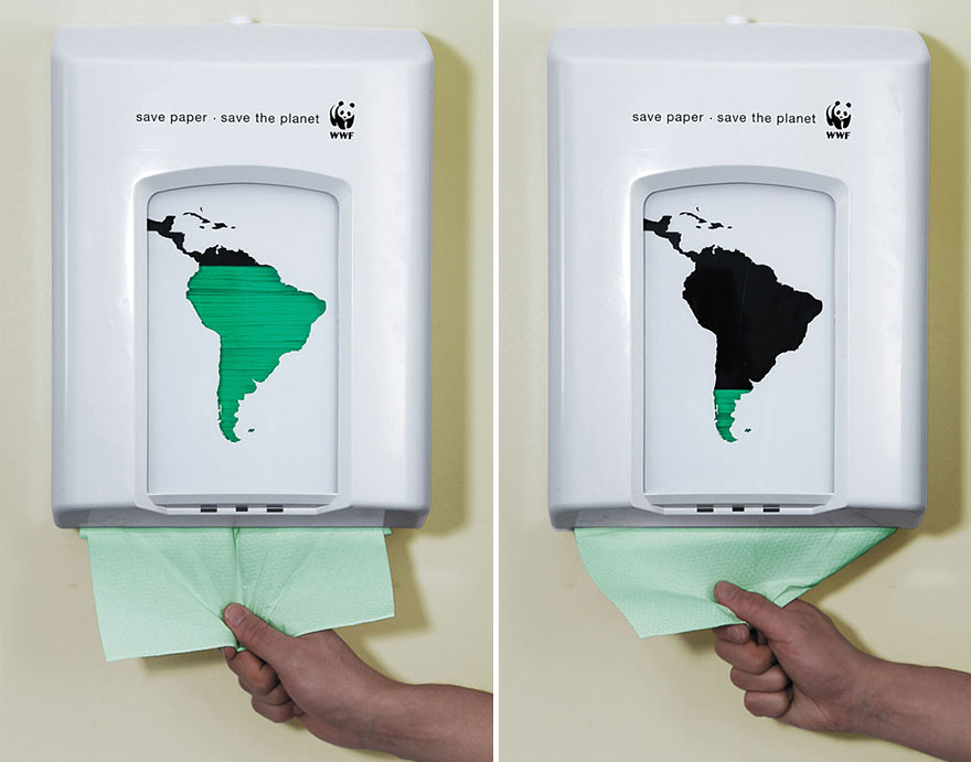 Save Paper – Save The Planet